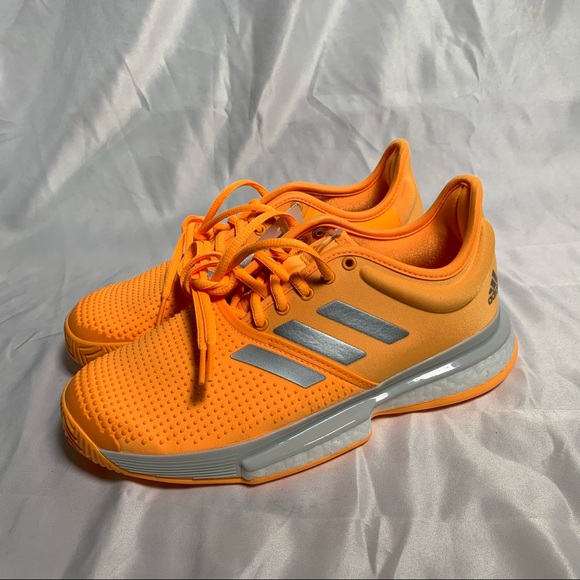 New Adidas Sole Court Boost Womens
